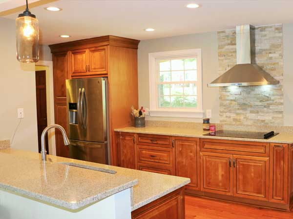 Kitchen Cabinets in Richmond