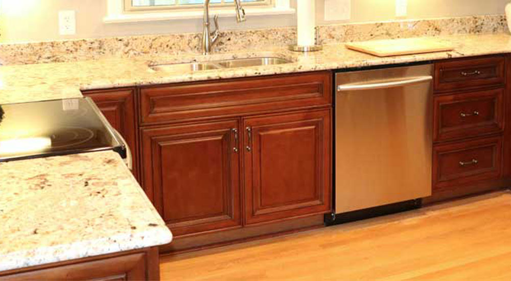 Superb Panda Kitchen U0026 Bath Richmond   Natural Wooden Cabinets